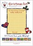 Maisy Christmas List