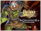 Beast Quest Grashkor wallpaper