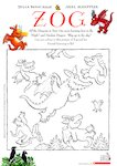 Zog colouring sheet (1 page)