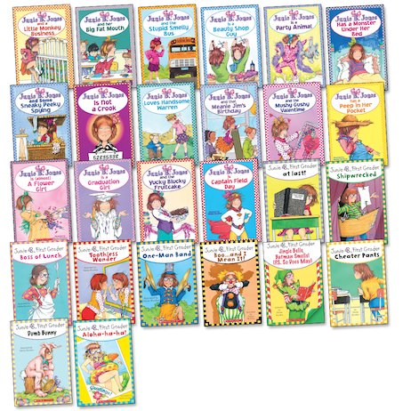 Junie B Jones Complete Collection