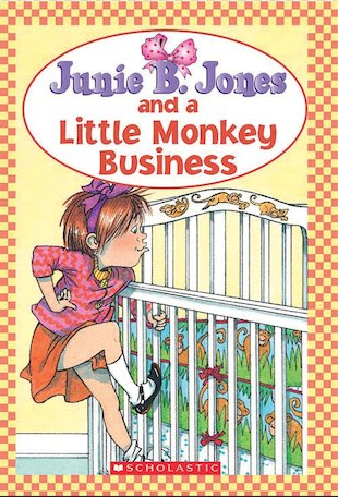 Junie B Jones and a Little Monkey Business