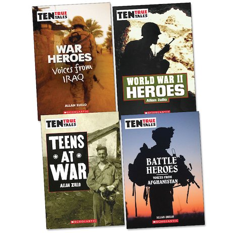 Ten True Tales: War Pack