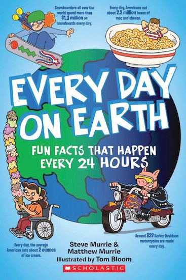 Every Day on Earth