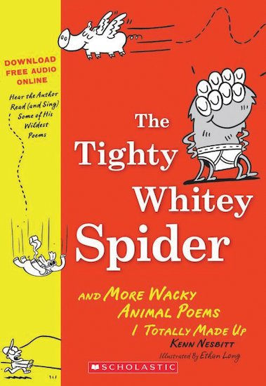 The Tighty Whitey Spider