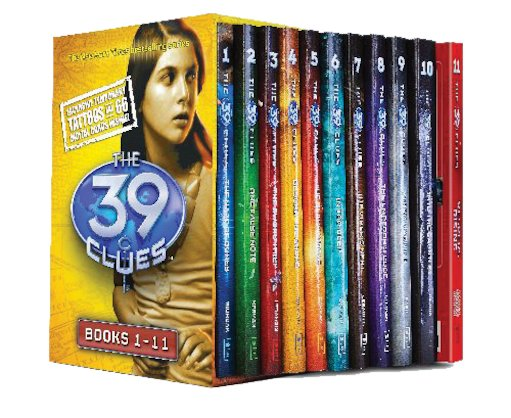 The 39 Clues Box Set