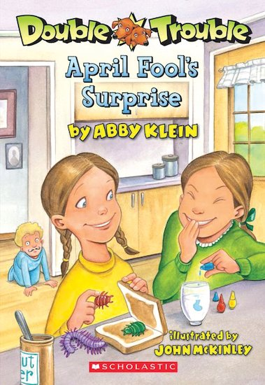 Double Trouble: April Fool's Surprise