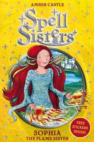 Spell Sisters: Sophia the Flame Sister