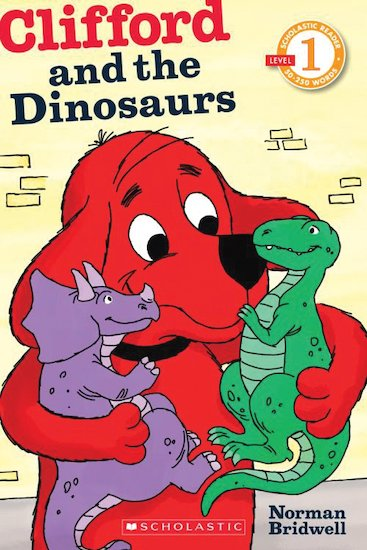 Clifford and the Dinosaurs
