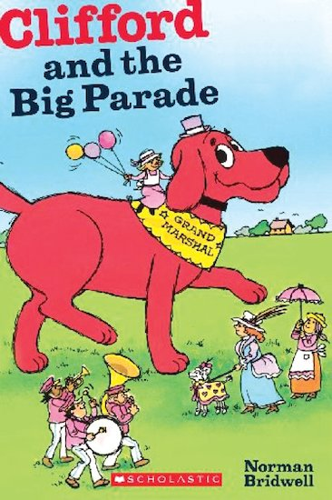 Clifford and the Big Parade