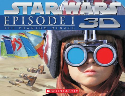 Star Wars 3D: Episode 1 - The Phantom Menace