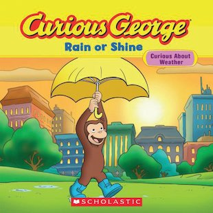 Curious George: Rain or Shine