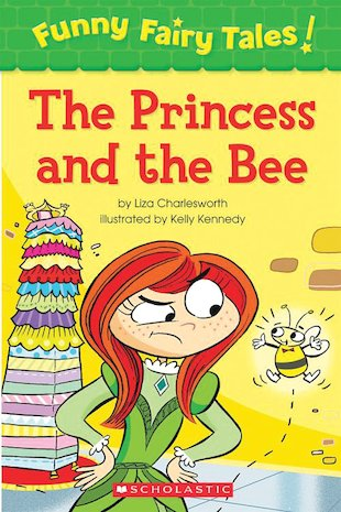 Funny Fairy Tales! The Princess and the Bee