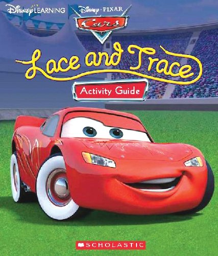 Disney Learning: Cars Lace and Trace
