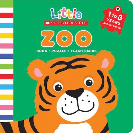 Little Scholastic: Zoo
