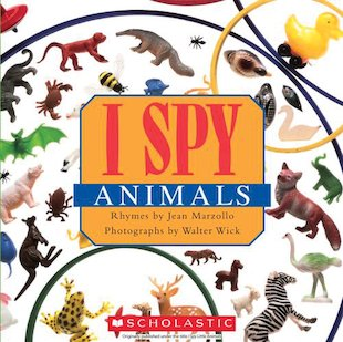 I Spy: Animals