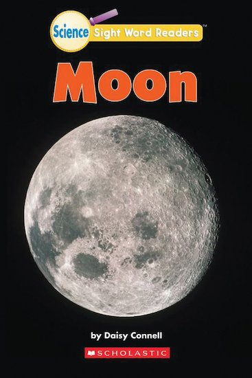 Science Sight Word Readers: Moon