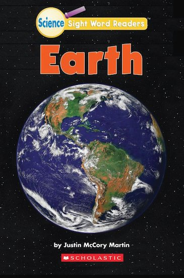 Science Sight Word Readers: Earth