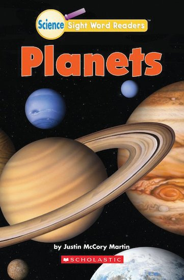 Science Sight Word Readers: Planets