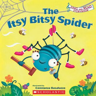 Sing and Read Storybook: The Itsy Bitsy Spider