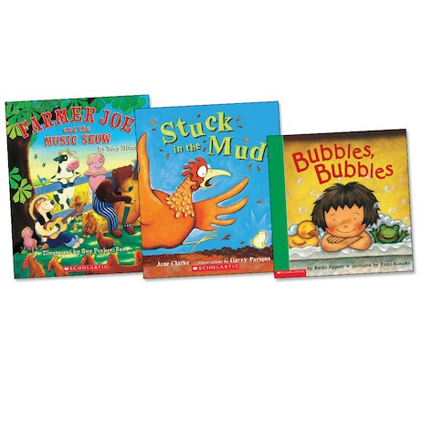 Rhyming Picture Book Pack