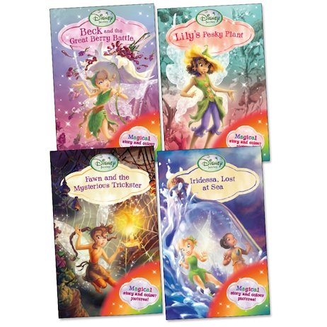 Disney Fairies Pack