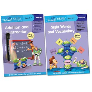 Disney School Skills: Toy Story Pack (Ages 6-7)