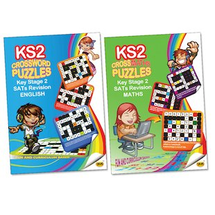 KS2 Revision Puzzles Pair