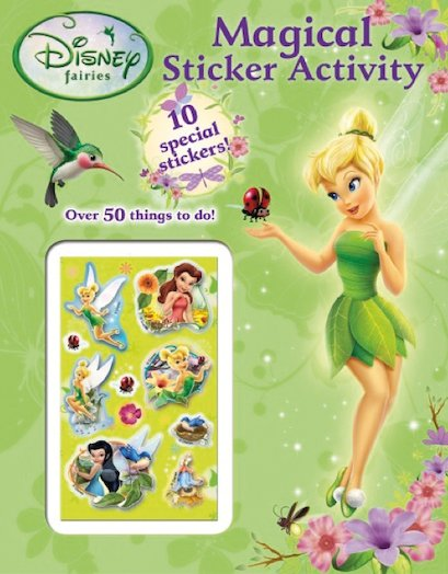 Disney Fairies: Magical Sticker Activity