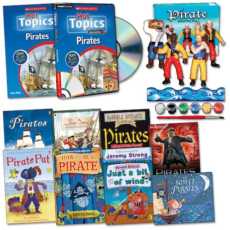 Hot Topics Resource Pack: Pirates