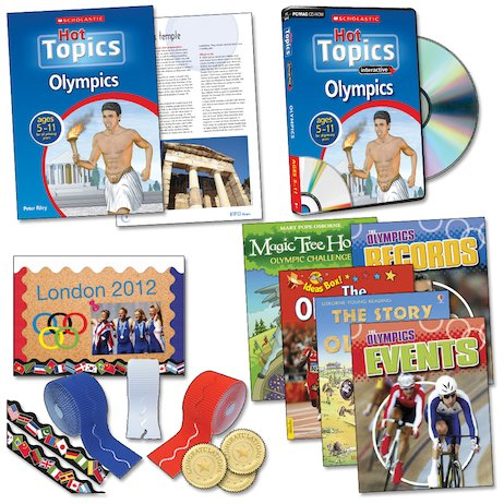 Hot Topics Resource Pack: Olympics