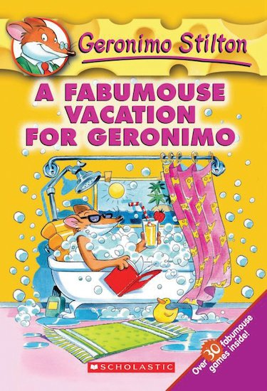 A Fabumouse Vacation for Geronimo