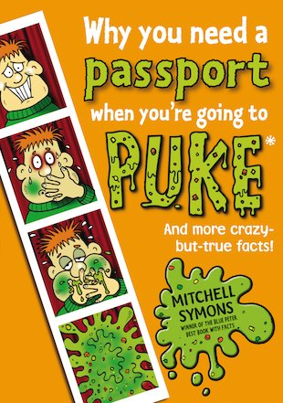 Why You Need a Passport When You're Going to Puke