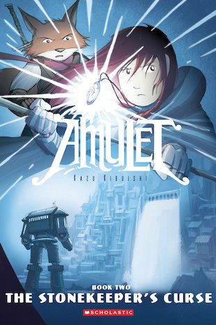 Amulet: The Stonekeeper's Curse