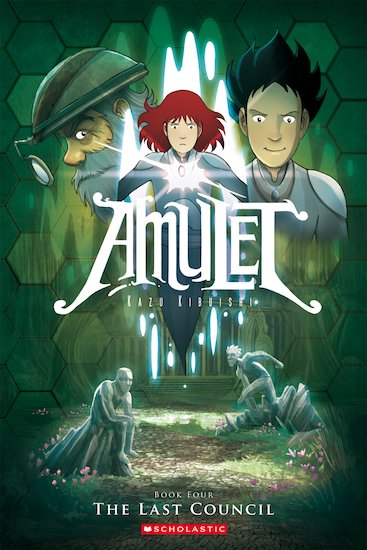 Amulet: The Last Council