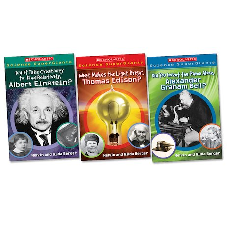 Scholastic Science SuperGiants Pack