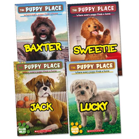 The Puppy Place Pack