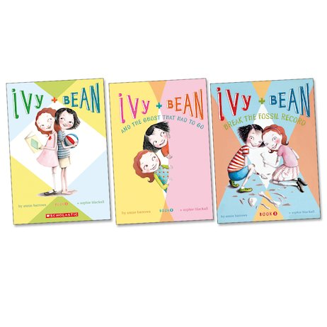 Ivy and Bean Trio