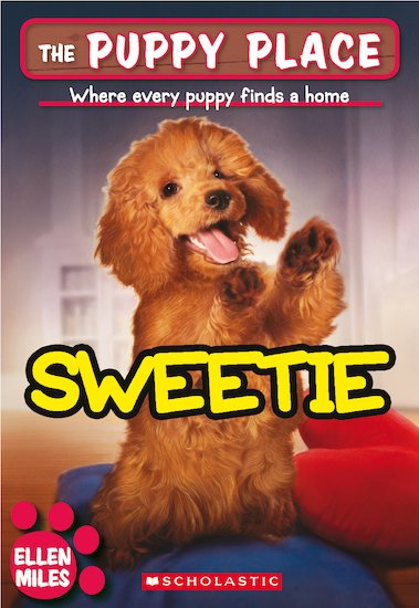 The Puppy Place: Sweetie