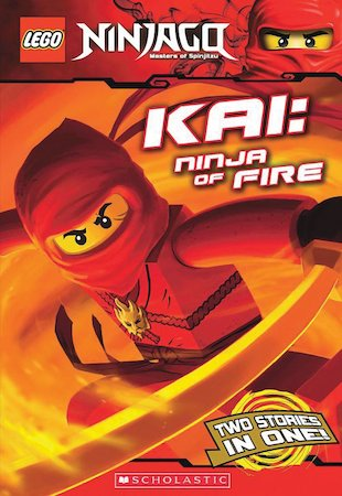 LEGO Ninjago: Kai, Ninja of Fire