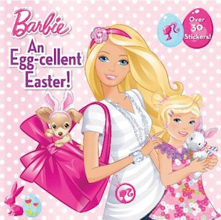 Barbie: An Egg-cellent Easter!