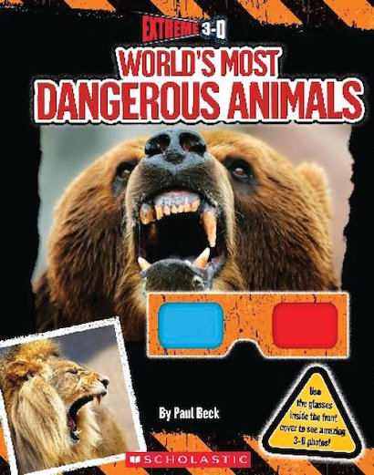 Extreme 3D: World's Most Dangerous Animals