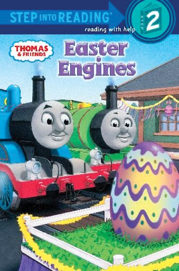 Step into Reading: Easter Engines