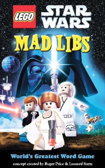 LEGO Star Wars: Mad Libs
