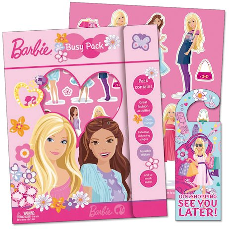 Barbie Busy Pack