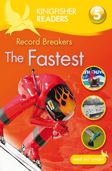 Record Breakers: The Fastest (Level 5)