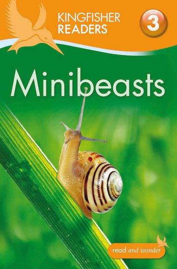 Minibeasts (Level 3)