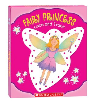 Fairy Princess: Lace and Trace