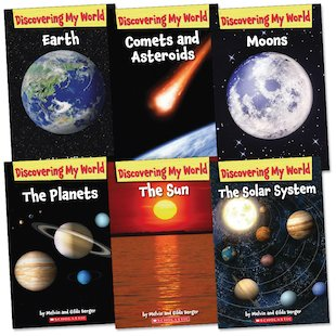 Discovering My World: Space and the Planets Pack