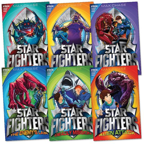 Star Fighters Pack
