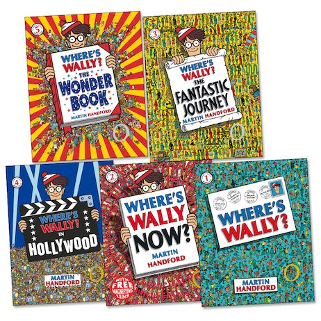 Where's Wally? Mini Pack